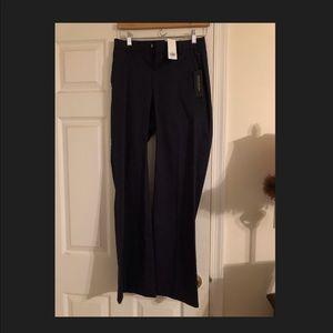 Banana republic navy pants size 0